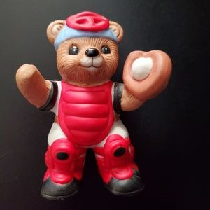 Home Interiors Other - 3 Bear Figurines